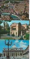 Vatican Citta Del Vaticano.  10 Cards.  H-1504 - Vatican
