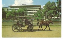 AMBARRUKMO PALACE HOTEL.  INDONESIA - Indonesia