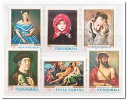 Roemenië 1968, Postfris MNH, Paintings - 1948-.... Republieken
