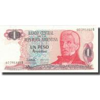 Billet, Argentine, 1 Peso Argentino, Undated (1983-84), KM:311a, SPL+ - Argentine
