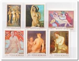 Roemenië 1969, Postfris MNH, Paintings - 1948-.... Republieken