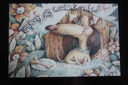 Dachshund - Dachshound - Teckel - Dackel - Bassotto - By Kolykhalova - Dogs