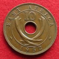 Africa East 10 Cents 1952 H #2 - Autres – Afrique