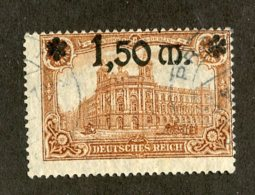 W-10677 Empire Mi#A117 (o) (9.00€) Offers Welcome-over 61000 Items! - Germany