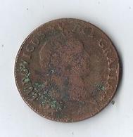 Monnaie, France, Louis XV, Sol Au Buste Enfantin, 1719, Reims, TB+, Cuivre - 987-1789 Royal