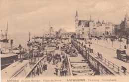 ANTWERPEN - VLOOTBRUG STEENPLAATS - Antwerpen