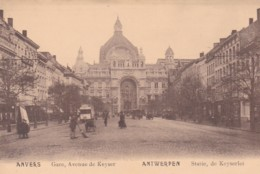 ANTWERPEN - STATIER, DE KEYSERLEI - Antwerpen