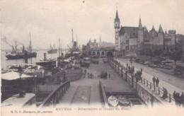 ANVERS - DEBARDERE ET MUSEE DE STEEN - Antwerpen