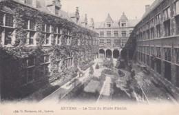 ANVERS -LA COUR DU MUSEE PLANTIN - Antwerpen