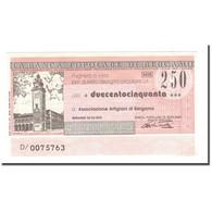 Billet, Italie, 250 Lire, 1976, 1976-12-22, NEUF - [10] Chèques