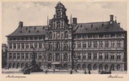 ANVERPEN - STADHUIS . HOTEL DE VILLE - Antwerpen