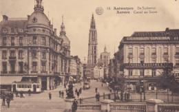 ANVERS - CANAL  AU SUCRE - Antwerpen