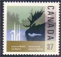Canada Moose Elan Orignal MNH ** Neuf SC (C12-05c) - Game