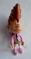 FIGURINE LANSAY 2007 BEN DEM FLEXIBLE - TITEUF - NADIA - Figurines