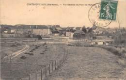 52 - Haute Marne / 10003 - Chateauvillain - Vue Générale Du Pont Des Malades - France