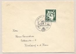 Deutsches Reich - 1941 - 6Pf Tag Der Briefmarke On Cover FDC From Berlin To Kirchdorf - Briefe U. Dokumente