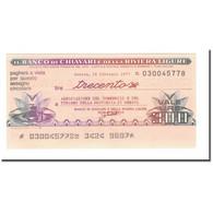 Billet, Italie, 1977, 1977-02-15, NEUF - [10] Chèques
