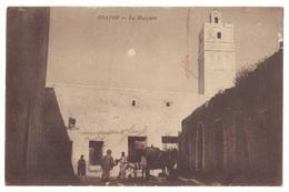 CPSM. Maroc. Agadir. La Mosquée. Photo Flandrin. - Agadir