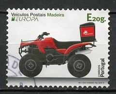 Europa CEPT Madère - Madeira - Portugal 2013 Y&T N°331 - Michel N°324 (o) - Europa-CEPT
