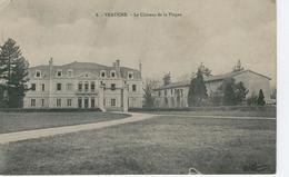 VEAUCHE, Le Château De La Plagne - Bon état-1907 - Francia