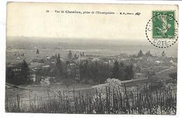 Vue De CHENOVE Prise De L'Escargotière - Chenove