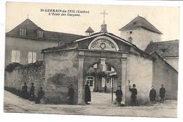 SAINT GERMAIN DU TEIL - L'Ecole Des Garçons - France
