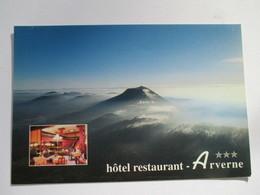 Hôtel Restaurant Arverne Clermont -Ferrand - Clermont Ferrand