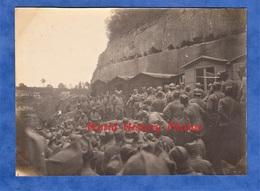 Photo Ancienne D'un Poilu - VIERZY (Aisne) - Remise De Récompense Aprés La Prise De Villemontoire - 1918 WW1 Guerre - War, Military