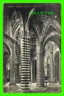 SIENA, IT - DUOMO, INTERNO, PARTICOLARE - EDIT. E. BASSI - - Siena