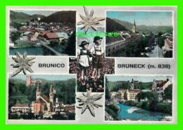 BRUNICO, IT - SALUTI DA BRUNICO - 10 MULTIVUES - B. LAZZAROTTO - GRUSSE AUS BRUNECK - - Bolzano (Bozen)