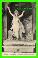 GENOVA, IT - CAMPOSANTO, MONUMENTO GHILINO, SCULT. SCANZI - EDIZ  A.  P. - - Genova (Genoa)