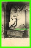 GENOVA, IT - CAMPOSANTA, MONUMENTO,  G. SOLARI, FABIANI - EDIZ, A. P. - - Genova (Genoa)