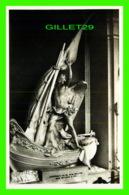 GENOVA, IT - CAMPOSANTO, MONUMENTO CARPANEFO, SCULT. SCANZI - M. PELOSO  1937 - - Genova (Genoa)