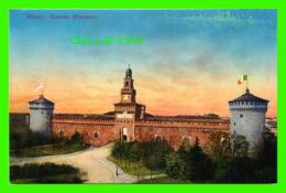 MILANO, IT - CASTELLO SFORZESCO - EDITION H GUGGENHEIM & CO - - Milano (Milan)