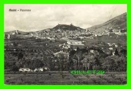 ASSISI, IT - PANORAM OF THE CITY - ED. TANCREDI MORETTI - ÉCRITE - - Italie