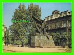 "ODESSA, RUSSIE - MONUMENT AUX INSURGÉS DU "" POTEMKINE "" - - Russie"