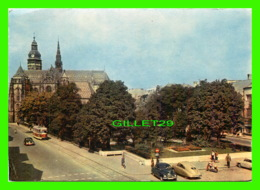 KOSICE, SLOVAQUIE - ANIMATED WITH OLD CARS - TRAVEL IN 1963 - - Slovaquie