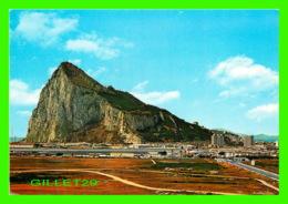 GIBRALTAR - LE ROCHER ET LA VILLE - GARCIA GARRABELLA - - Gibraltar