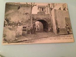 Ancienne Carte Postale Marseille Les Caillols - Marseilles