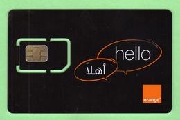 GSM ORANGE *** HELLO *** Neuve *** (A6-P6) - France