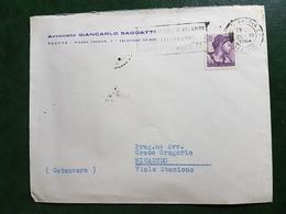 (12993) ITALIA STORIA POSTALE 1964 - 1946-.. République