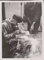 SCHWIMMENDEN WERKT  KRIEGSMARINE  FOTO DE PRESSE WW2 WWII WORLD WAR 2 WELTKRIEG Kriegsmarine - Guerra, Militares