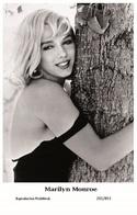 MARILYN MONROE - Film Star Pin Up PHOTO POSTCARD- Publisher Swiftsure 2000 (201/851) - Cartes Postales
