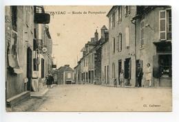Payzac Route De Pompadour - Other Municipalities