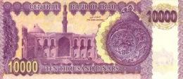 IRAQ P.  89 10000 D 2002 UNC - Iraq