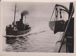 VORPOSTENVOOT   KRIEGSMARINE FOTO DE PRESSE WW2 WWII WORLD WAR 2 WELTKRIEG - Schiffe