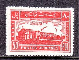 AFGHANISTAN   265    * - Afghanistan