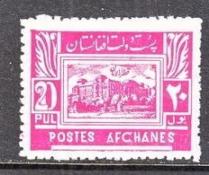 AFGHANISTAN   271    * - Afghanistan