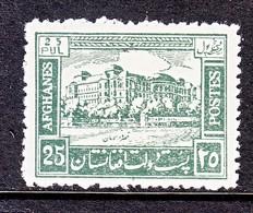 AFGHANISTAN   272    * - Afghanistan