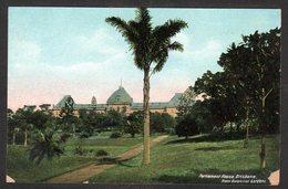 AS923) Parliament House From Botanical Garden - Brisbane - Brisbane
